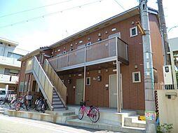 兵庫県西宮市甲子園七番町の賃貸アパートの外観