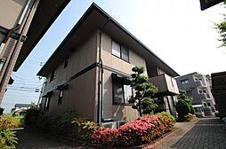 福岡県久留米市藤光1丁目の賃貸アパートの外観