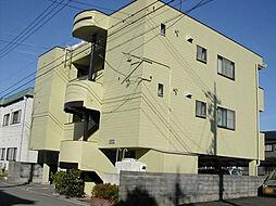 コーポウエスト(北安江)[3階]の外観