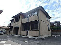 ファミーユ中野A棟[101号室]の外観