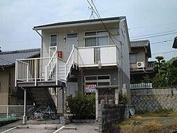 日吉台寿コーポ2[2階]の外観