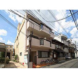 京都府京都市中京区姉猪熊町の賃貸マンションの外観