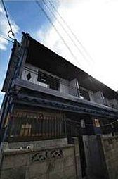 大阪府大阪市住之江区西住之江3丁目の賃貸アパートの外観