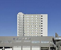 文京グリーンコートビュータワー本駒込[601号室]の外観