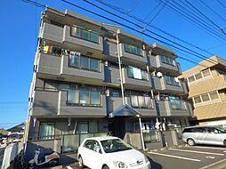 ハイムコクボ6[4階]の外観