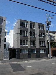 北海道札幌市東区北九条東1丁目の賃貸マンションの外観