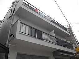 兵庫県神戸市兵庫区湊川町4丁目の賃貸マンションの外観