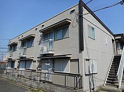 レジデンス桃山[2階]の外観