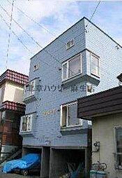 札幌市営南北線 北34条駅 徒歩12分の賃貸アパート