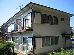 月見ヶ丘アパート[102号室]の外観