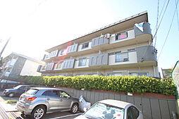 愛知県名古屋市名東区亀の井2の賃貸マンションの外観