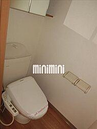 Miura Mansionのトイレ