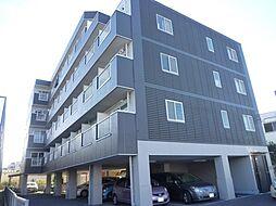 サイレンスコーポ松江[4階]の外観