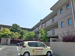 福岡県筑後市長浜の賃貸マンションの外観
