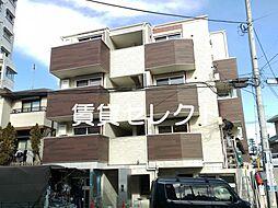 千葉県松戸市日暮の賃貸アパートの外観