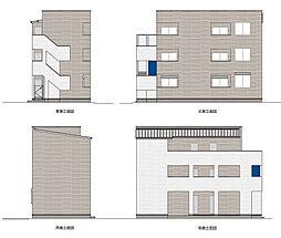 GRANDE INICIO(グランデ イニシオ)[3階]の外観
