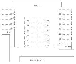 榎戸駅 0.5万円