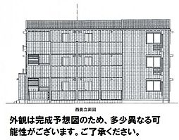 (仮)D-room西原駅前[203号室]の外観