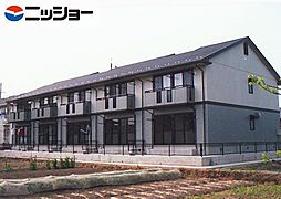 ゴーバルハウスII[1階]の外観