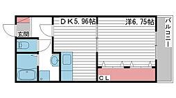 英賀保駅 4.2万円
