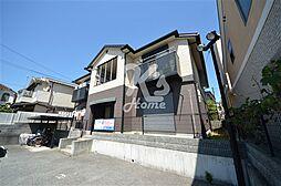 兵庫県神戸市須磨区離宮前町1丁目の賃貸アパートの外観
