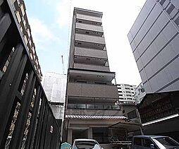 京都府京都市中京区小川通押小路下る下古城町の賃貸マンションの外観