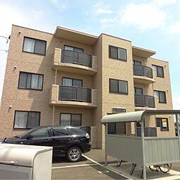 北海道江別市一番町の賃貸マンションの外観