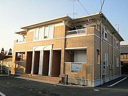 静岡県浜松市浜北区上善地の賃貸アパートの外観