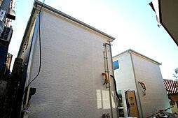 ディアコート神楽坂[2階]の外観