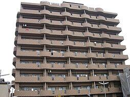 ぷりんすマンション[6階]の外観