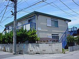 コーポ須賀[202号室]の外観