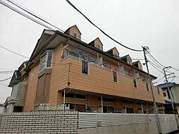 タウンコート西川口[101号室]の外観