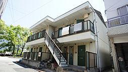 兵庫県神戸市長田区御船通1丁目の賃貸アパートの外観