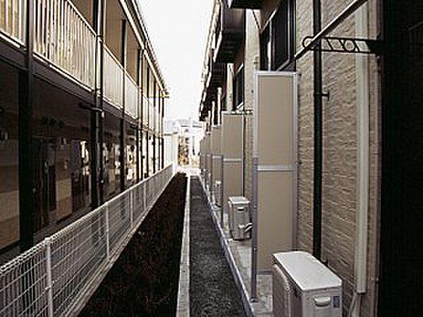 レオパレスIZM IV[204号室]の外観