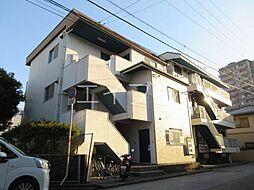 武田マンション[3階]の外観