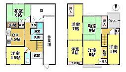 北野白梅町駅 2,480万円