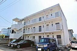 徳島県徳島市庄町4丁目の賃貸マンションの外観