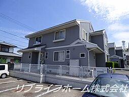 [テラスハウス] 徳島県徳島市八万町上福万 の賃貸【/】の外観