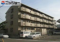 パラサンピアII[4階]の外観