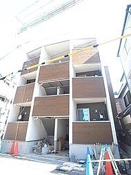 兵庫県西宮市津門呉羽町の賃貸マンションの外観