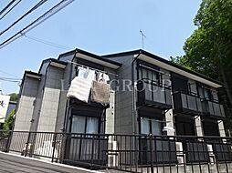 ハッピーバレー[2階]の外観