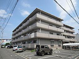 大阪府岸和田市春木旭町の賃貸マンションの外観