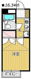 サルートセイワ[2階]の間取り