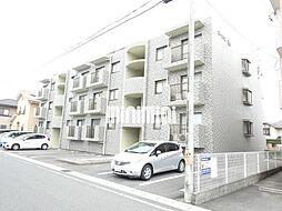 コーポラス三鈴[2階]の外観