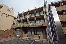愛知県名古屋市千種区若水3丁目の賃貸マンションの外観