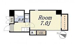 アンタンテ7th[9階]の間取り