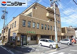 岐阜県各務原市那加門前町3丁目の賃貸マンションの外観