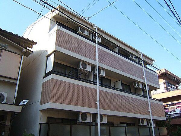 京都府京都市伏見区越前町の賃貸マンション