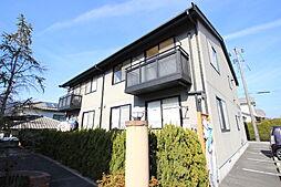 広島県廿日市市物見東2丁目の賃貸アパートの外観