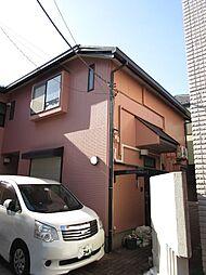 [テラスハウス] 東京都中野区大和町3丁目 の賃貸【/】の外観